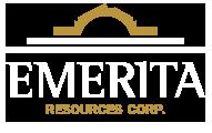 Emerita Resources Corp.
