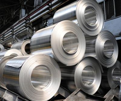 aluminum metal image